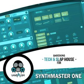 Shocking Tech & Slap House For Synthmaster One