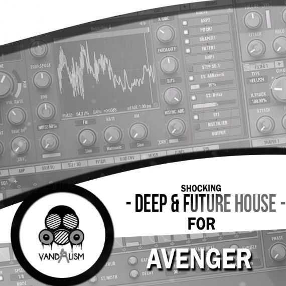 Shocking Deep & Future House For Avenger
