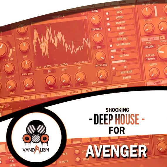 Shocking Deep House For Avenger
