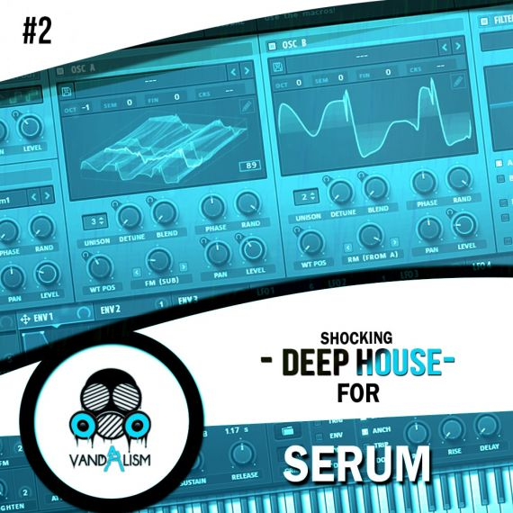 Shocking Deep House For Serum 2