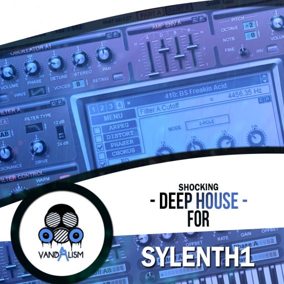 Shocking Deep House For Sylenth1
