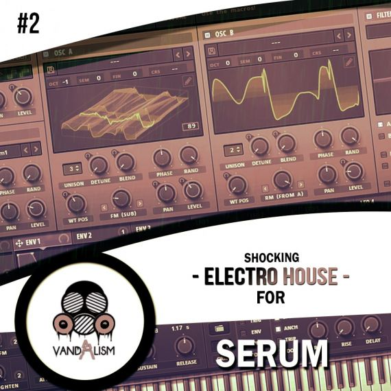 Shocking Electro House For Serum 2