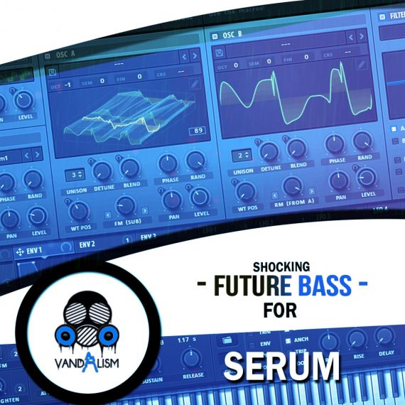 Shocking Future Bass For Serum
