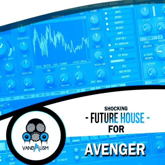 Shocking Future House For Avenger