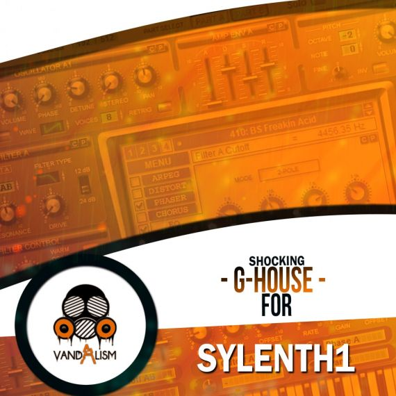 Shocking G-House For Sylenth1