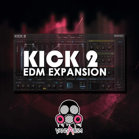 KICK 2 EDM Expansion