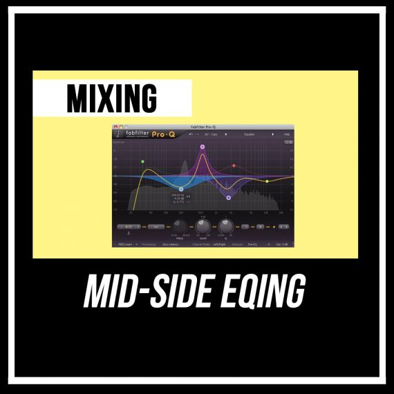 Mid-Side Eqing