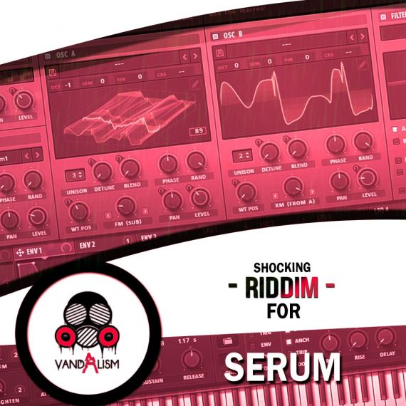 Shocking Riddim For Serum