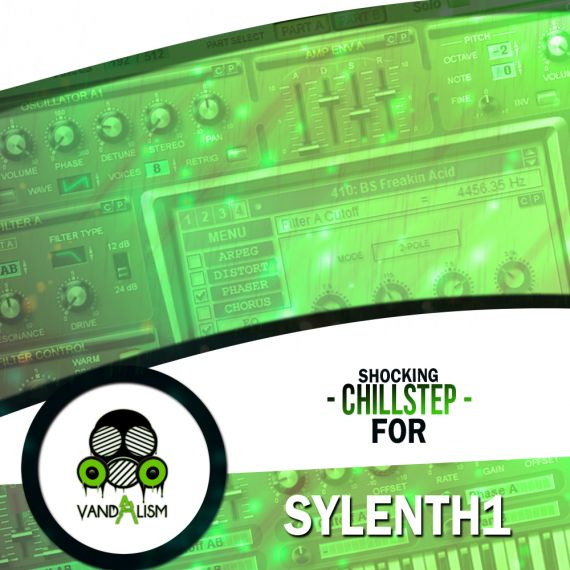 Shocking Chillstep For Sylenth1