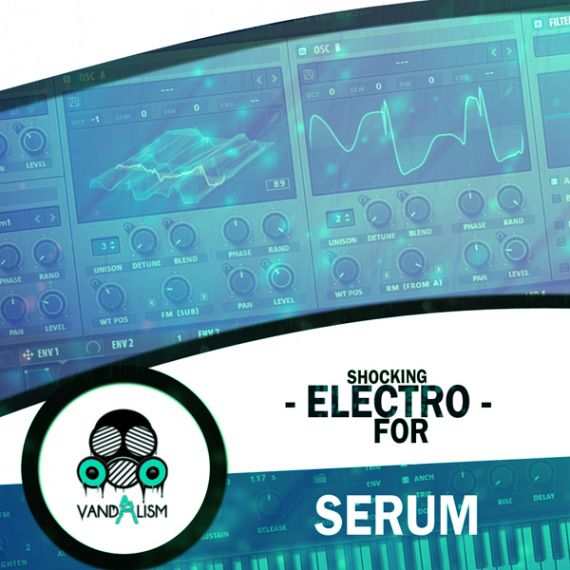 Shocking Electro For Serum