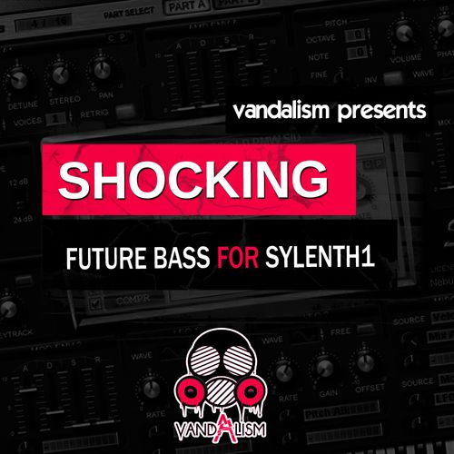 Shocking Future Bass For Sylenth1