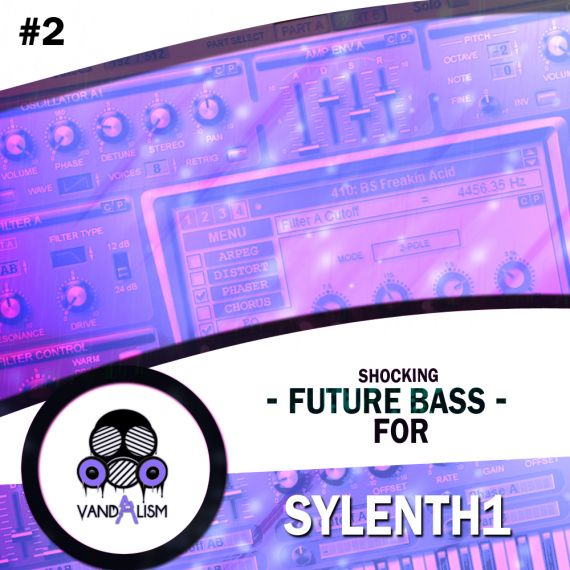 Shocking Future Bass For Sylenth1 2