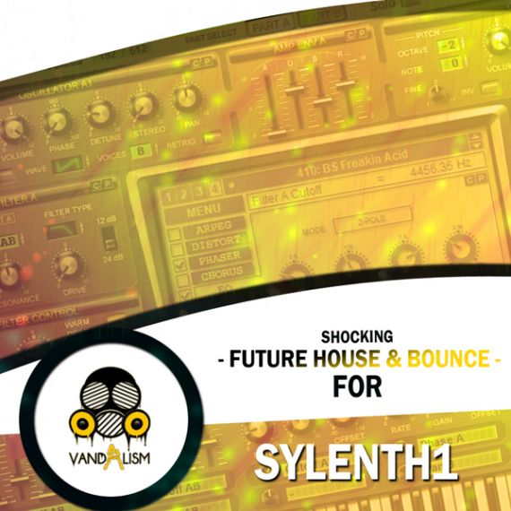 Shocking Future Bounce & House For Sylenth1