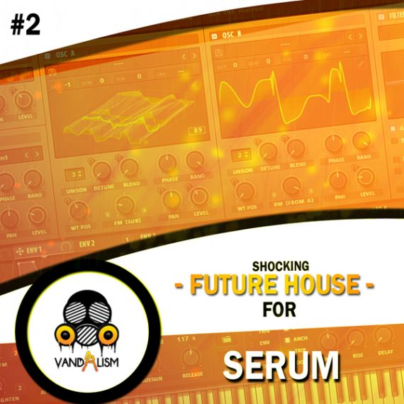 Shocking Future House For Serum 2