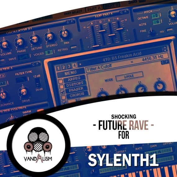 Shocking Future Rave For Sylenth1
