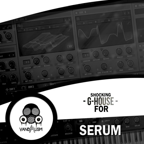 Shocking G-House For Serum