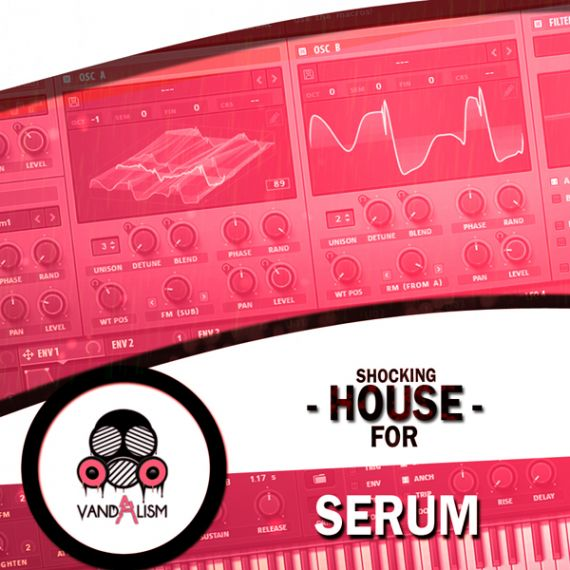 Shocking House For Serum