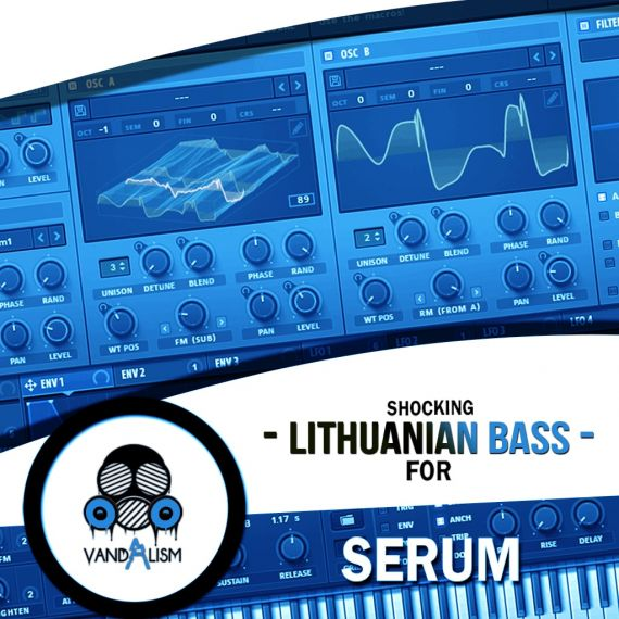 Shocking Lithuanian Bass For Serum