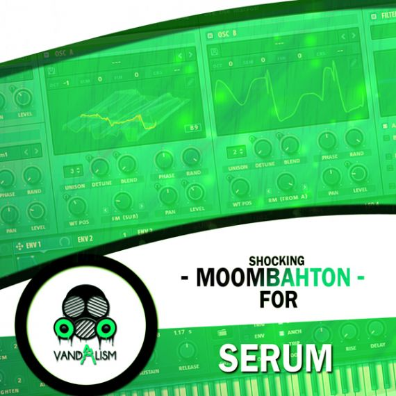 Shocking Moombahton For Serum