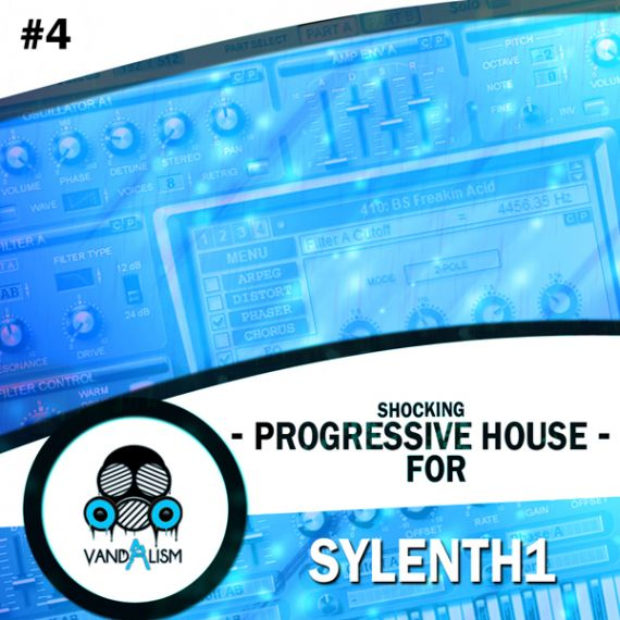 Shocking Progressive House For Sylenth1 4