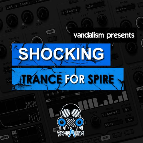 Shocking Trance For Spire