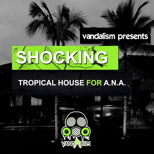 Shocking Tropical House For ANA
