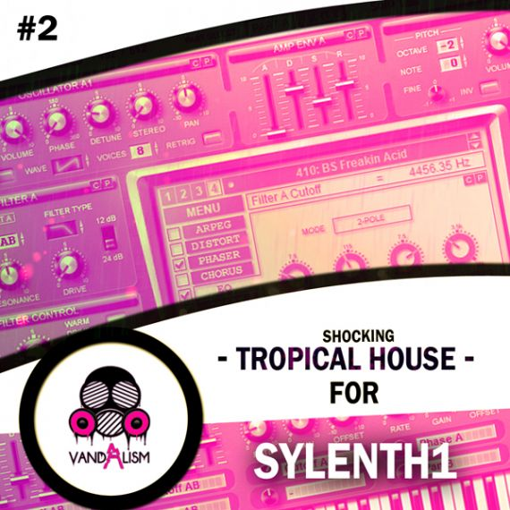 Shocking Tropical House For Sylenth1 2