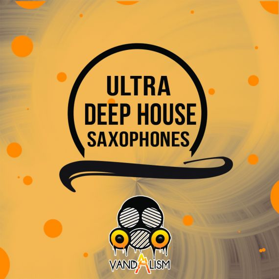 Ultra Deep House Saxophones